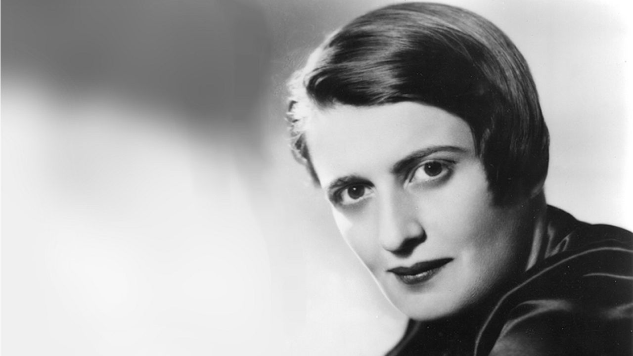Thank You Ayn Rand!